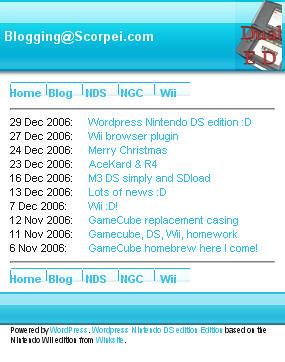 DS WordPress Plugin