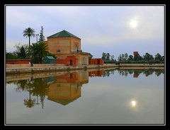 Jardn de La Menara - Marrakech (jose_miguel) Tags: espaa sun reflection sol water miguel garden spain agua bravo searchthebest jose jardin morocco maroc reflejo marrakech marrakesh marruecos interestingness4 magicdonkey instantfave outstandingshots explore4 marraquech abigfave panasoniclumixfz50 shieldofexcellence anawesomeshot aplusphoto flickrplatinum travelerphotos