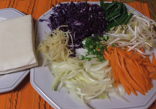 easy recipe sping roll dipping sauces