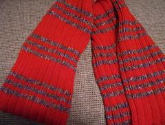 Red Scarf #1