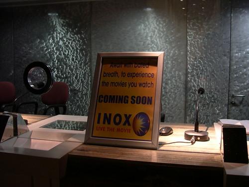 Chennai Citi Centre - INOX
