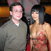 Bai Ling at the Concert of Excellence