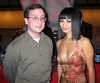 Bai Ling at the Concert of Excellence (S.D.) Tags: 2003 me canon powershot g3 december2003 bailing canonpowershotg3 concertofexcellence