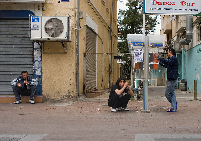 Нетуристический Израиль...