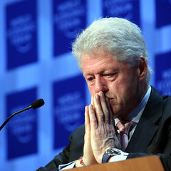 Bill Clinton - World Economic Forum Annual Mee...
