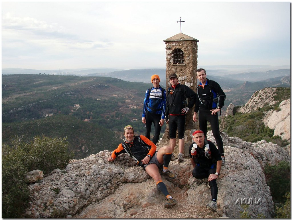 Trail OFF sainte victoire 2007 (21)reworked