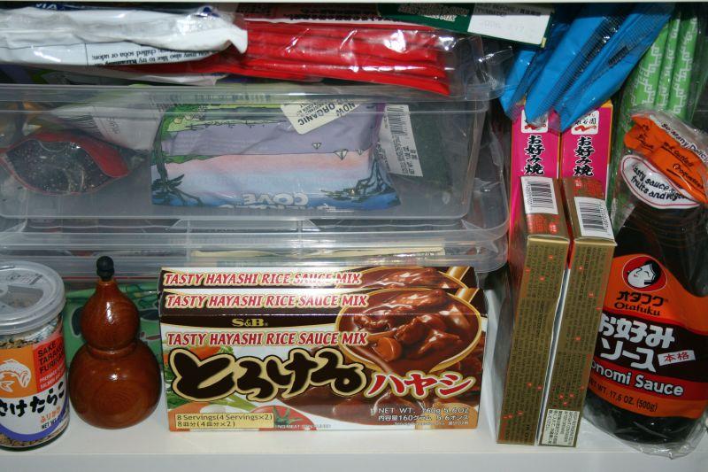 Japan Shelf