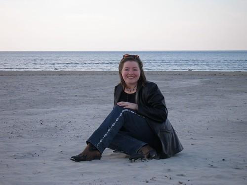 Wasaga Beach, January 4, 2007