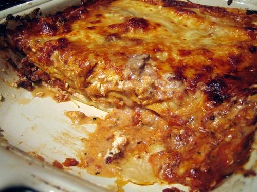 Alice Q Foodie The Ultimate Fall Lasagna