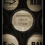 Guinness Barrels