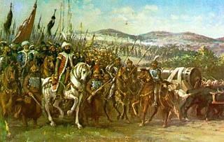 Pembukaan Constantinople Oleh Sultan Muhammad Al-Fatih Pd Thn 1453 by jhaz82.