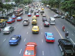 Oh Thailand Traffic (! Emiratya-Mo'_'oN !) Tags: