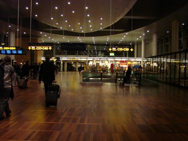 Lotnisko w Kopenhadze