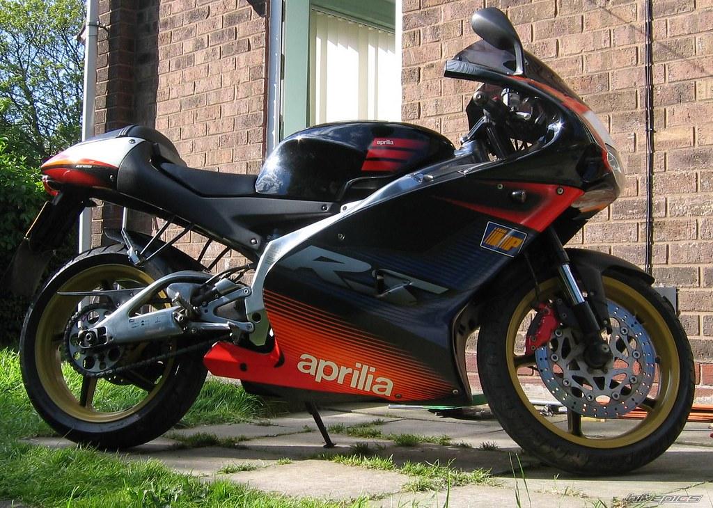 Aprilia RS125 - SBK Replica (2003)