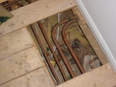 Dodgy pipework