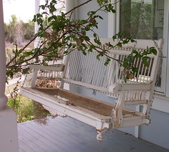 Neat Porch Swing