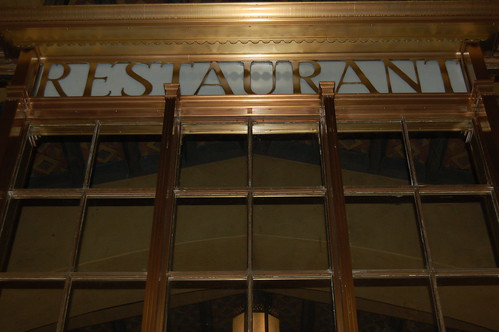 Restaurant, Harvey House, Union Station
