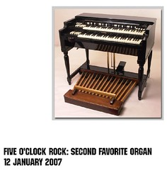 Second Favorite Organ