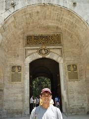Pintu Masuk Topkapi Palace, Istanbul, Turkey