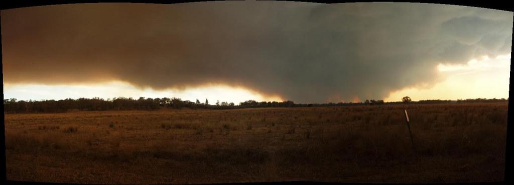 Pilliga Bushfire