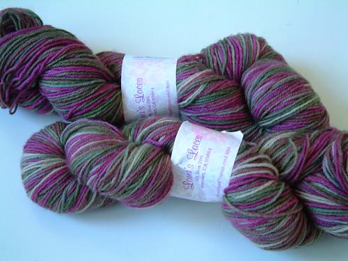 Lorna's Laces Shephard Sock- Vera