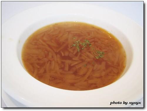 餐前湯-洋蔥湯