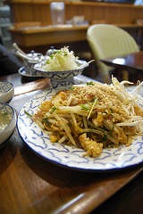 パッタイ, Thani Kitchen, 大森