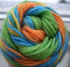 Sock yarn 4