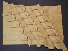 Rhombic lines