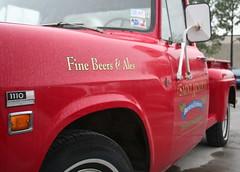 Saint Arnolds Brewery Truck