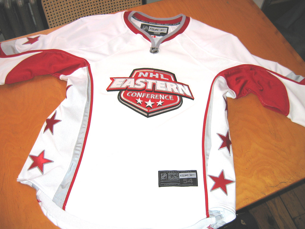 7ff3eb532d4 All-Star Jersey Raffle — Last Call: Okay, forget all the negative things I  just said about the NHL All-Star jerseys, ...