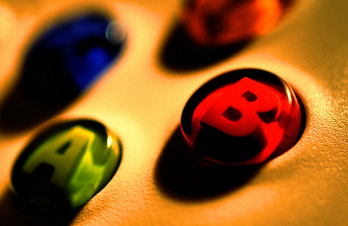 buttons xbox 360