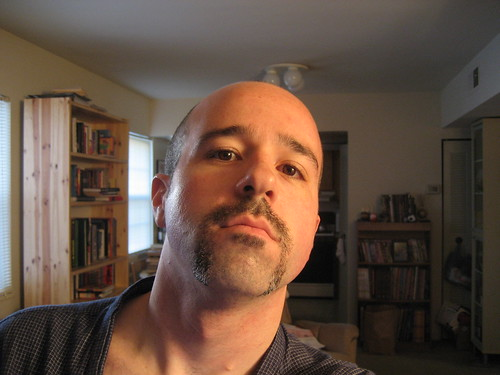 Shaving, Phase 2: Attack of the Fu Manchu