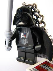 Darth Vader - Star Wars LEGO keychain