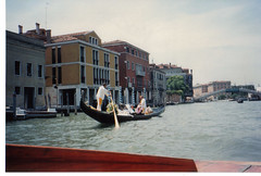 Recin casados, Venecia/Just married, Venice, Italy  - www.meEncantaViajar.com (javierdoren) Tag
