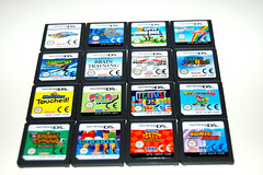 Nintendo DS - Game Collection - 26 January 2007
