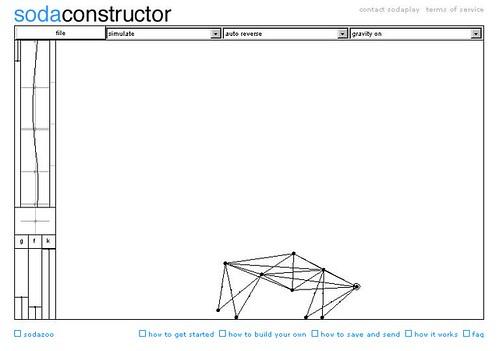 Soda Constructor
