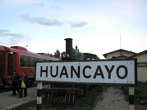 Estacion de Huancayo 2