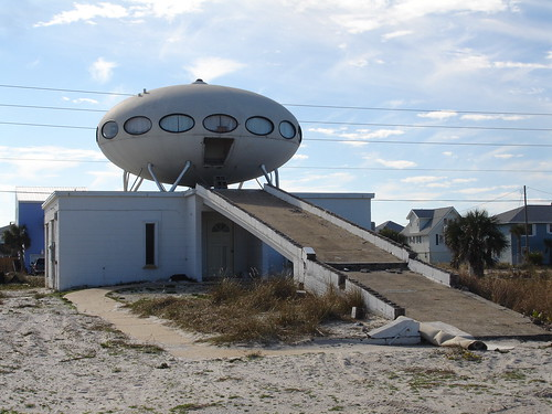 florida spaceship house