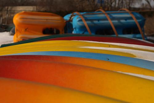 Canoes 2777