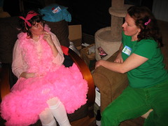 IMG_7590.JPG (monsterpants) Tags: birthday pink party colour green marie birthdayparty bonnie synaesthesia truecolours colourparty birthday2007 synaesthesiaparty