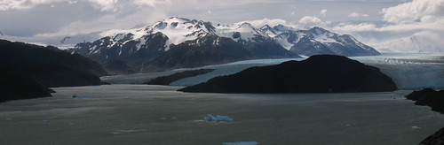 Gray Glacier panorama