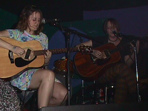 Retsin at Simple Machines Records Finale Party, 1998