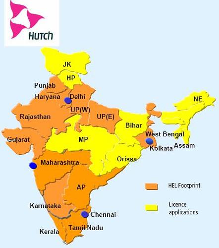hutch essar india