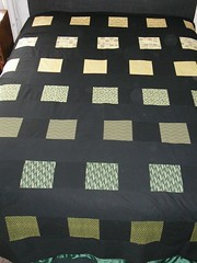 Assembly Line quilt top