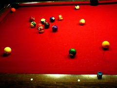 Saturday Night Pool