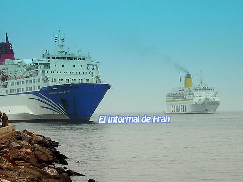 COMANAV, ENCALLADO, MELILLA