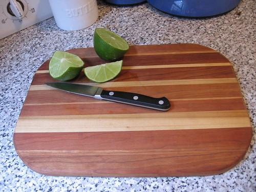 new cutting board