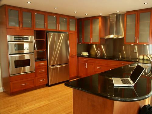 Peach Interior Design - Kitchen Design