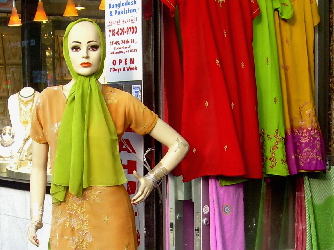 mannequin, jackson heights